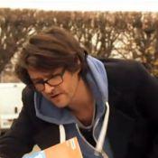 Les Mystères de l'amour : Le retour du beau Sébastien Courivaud avec sa fille