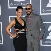 Grammy Awards 2013 : Alicia Keys et Nicole Kidman radieuses avec leur mari