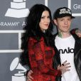Kat Von D et Deadmau5 à la 55e cérémonie des Grammy Awards à Los Angeles le 10 février 2013.