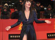 Romane Bohringer : Lesbienne à l'écran, culottée et sensuelle sur le tapis rouge