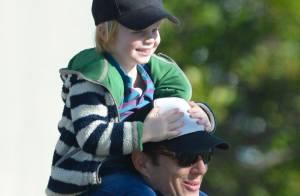 Will Arnett (Arrested Development), séparé d'Amy Poehler, assure pour ses fils