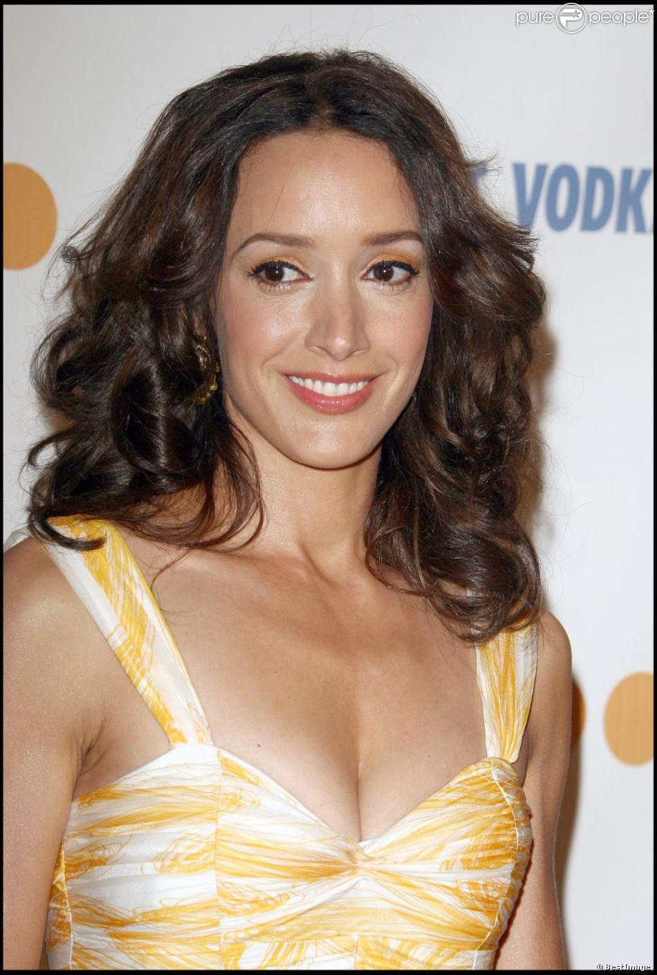 Jennifer Beals en avril 2009 à Los Angeles
