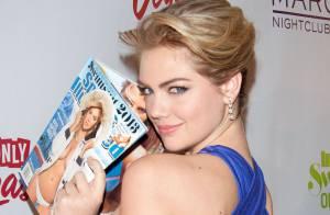 Kate Upton : Couronnée par Sports Illustrated, elle fait la fête à Vegas