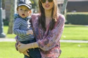 Miranda Kerr : Fan de son Orlando Bloom, sportive avec son fils Flynn