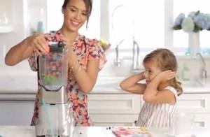 Jessica Alba : Maman écolo et stylée, elle dévoile son quotidien