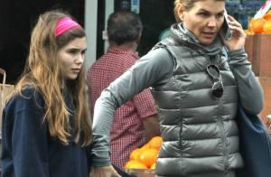 Lori Loughlin : Heureusement, sa jolie fille Olivia est là pour l'aider !