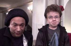 Doc Gyneco en duo avec Keenan Cahill : La vidéo fait un flop, il se défend