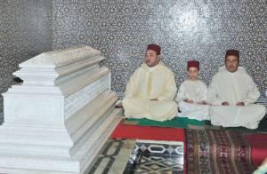 Mohammed VI du Maroc : Lalla Salma rayonnante, Moulay El Hassan recueilli