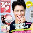 Alessandra Sublet en couverture de Télé Star en kiosques le 25 février 2013