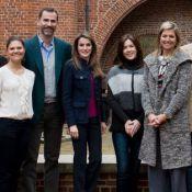 Maxima, Letizia et Victoria : Rencontre décontractée pour les futures reines