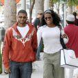 Usher et Tameka Foster