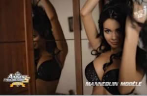 Les Anges de la télé-réalité 5 : Nabilla, en sous-vêtements, se rêve playmate