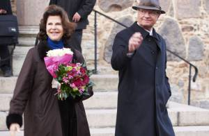 Carl XVI Gustaf de Suède : Une 1re visite chaleureuse pour ses 40 ans de règne