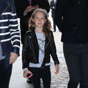 Kate Moss sur le podium et sa fille Lila, stars chez Louis Vuitton
