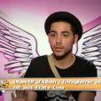 Alban dans Les Anges de la télé-réalité 5 le mercredi 6 mars 2013 sur NRJ 12