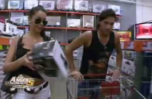 Les Anges de la télé-réalité 5: Nabilla et Thomas un beau couple, Aurélie craque