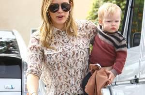 Hilary Duff : Crèche et jacuzzi, son fils Luca a la vie dure !