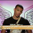 Fabrice vient voir les Anges dans les Anges de la télé-réalité 5, vendredi 8 mars 2013 sur NRJ12