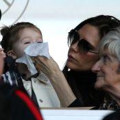 Victoria Beckham et ses enfants : Supporters glamour de David au PSG