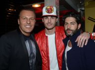 Baptiste Giabiconi s'enflamme pour Far East Movement au Vip Room