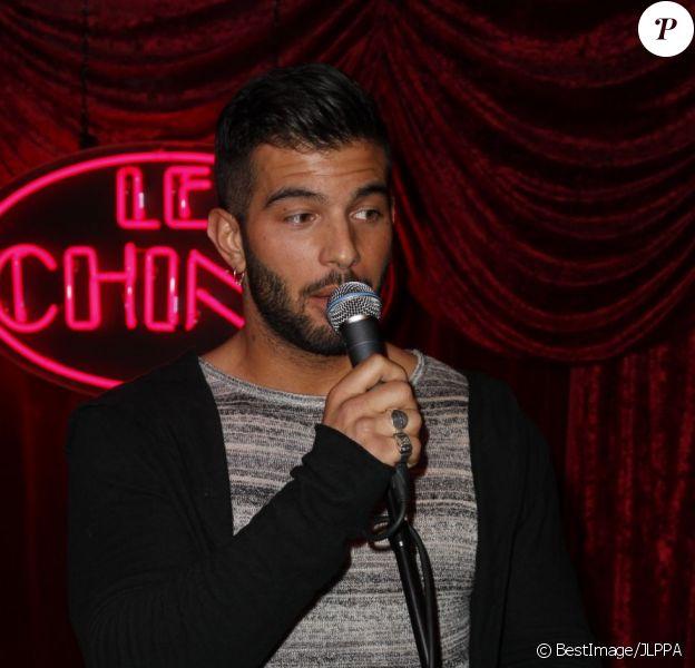 Tony au China Club, à Paris, le 13 mars 2013