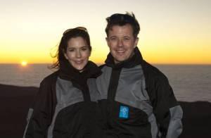 Frederik du Danemark et la princesse Mary : Amoureux au plus près des étoiles