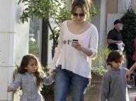 Jennifer Lopez : Sa petite Emme fait des grimaces, Max joue les gentlemen