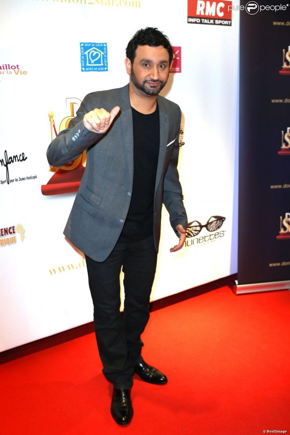 Cyril Hanouna en mars 2013 à Paris