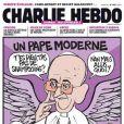 Charlie Hebdo reprend la phrase culte de Nabilla pour sa Une