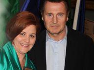 Liam Neeson : Quatre ans après la mort de sa femme, un honneur au goût amer
