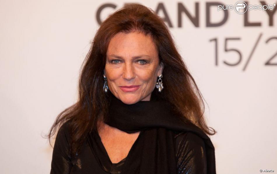 Jacqueline Bisset, ici à Lyon le 17 octobre 2012, incarnera Anne Sinclair dans le film d'Abel Ferrara sur l'affaire DSK.