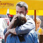 Ben Affleck débordant de tendresse avec Jennifer Garner, Violet et Seraphina