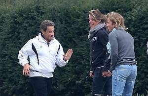Nicolas Sarkozy, mis en examen : l'ancien président décompresse avec un footing