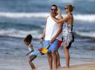 Heidi Klum : Amour à la plage avec son boyfriend, ses enfants et ses parents