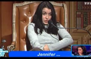 Jenifer, très mal à l'aise avec son ancien physique : 'Je ne faisais que manger'