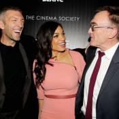 Rosario Dawson : Splendide et complice avec son ex Danny Boyle et Vincent Cassel