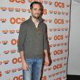 L'acteur Antoine Nembrini lors de l'avant-première de la saison 2 de  Q.I.  au Forum des Images aux Halles à Paris le 4 avril 2013.