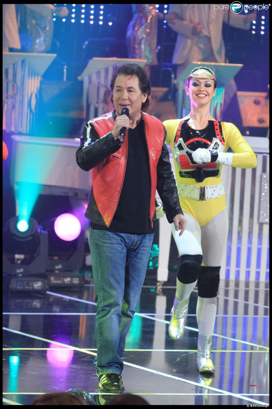 Bernard Minet dans l'émission  Les années bonheur , diffusée le 26 mars 2011 sur France 2.