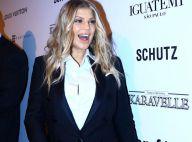 Fergie : Enceinte et stylée face à Kate Moss et Dita Von Teese très sexy