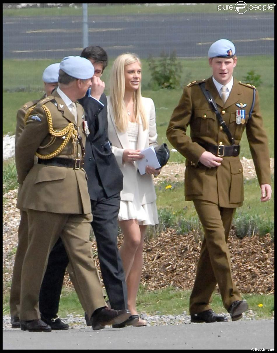 Le prince Harry et son ''grand amour'' passé Chelsy Davy en 2010
