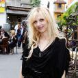 Amandine Bourgeois au Festival Jazz Musette de Saint Ouen, le 23 juin 2012.