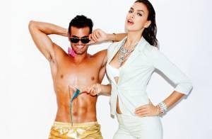 Irina Shayk : La sensuelle Russe pallie l'absence de son chéri Cristiano Ronaldo