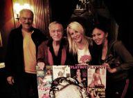 Hugh Hefner, 87 ans : Un anniversaire touchant avec sa jeune épouse Crystal