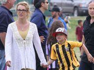 Britney Spears : Fière supportrice de ses fils et déjà routinière avec son chéri