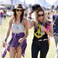Ashley Benson au 3e jour du Festival de musique de Coachella à Indio le 14 avril 2013.