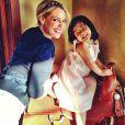 Josh Kelly, le mari de Katherine Heigl (ici avec sa fille Naleigh) a posté des photos intimes de leur famille sur son profil Instagram en avril 2013.