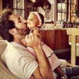 Josh Kelly, le mari de Katherine Heigl a posté des photos intimes de leur famille sur son profil Instagram en avril 2013.