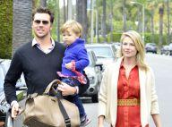 Ali Larter : Enjouée avec son fils et des stars pour une fête chez Rachel Zoe