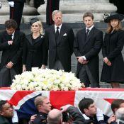 Funérailles de Margaret Thatcher : L'émotion des siens, la grâce d'Amanda