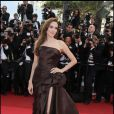 Angelina Jolie lors du Festival de Cannes 2012